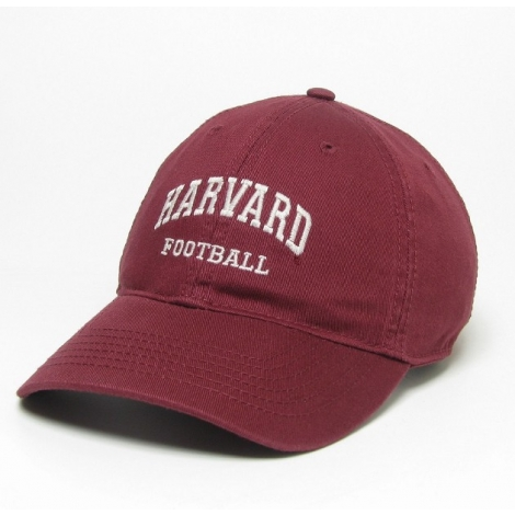 Harvard Football Twill Hat