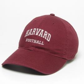 Harvard Football Twill Hat