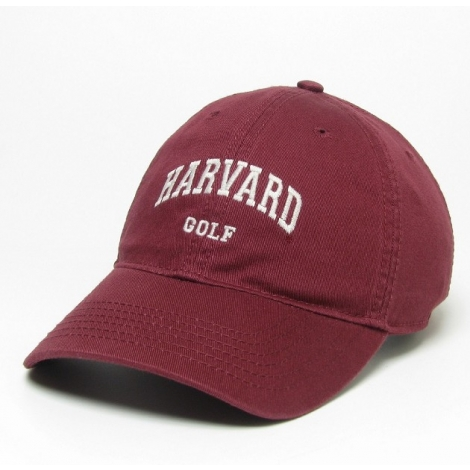 Harvard Golf Twill Hat