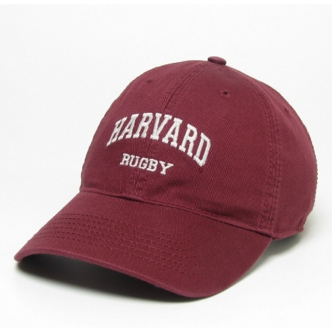 Harvard Rugby Twill Hat