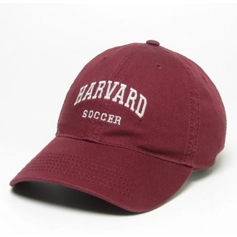 Harvard Soccer Twill Hat