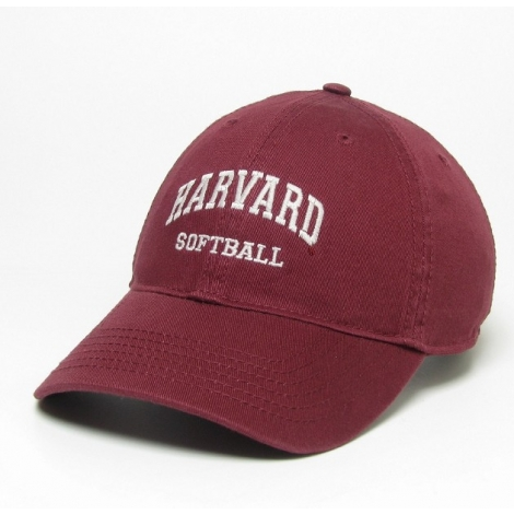 Harvard Softball Twill Hat
