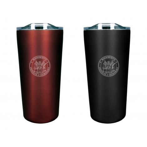 MIT Seal Tumbler Gift Set