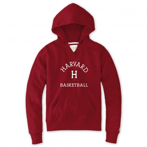 Harvard Basketball Women's Hooded Sweatshirt