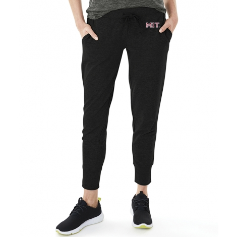 Women's MIT Black Adventure Jogger
