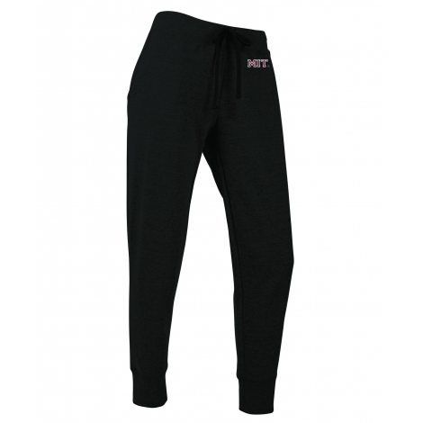 MIT Women's Black Adventure Jogger
