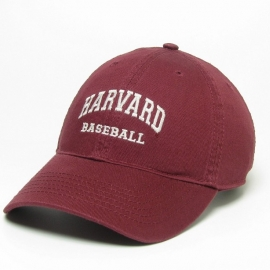 Harvard Baseball Twill Hat