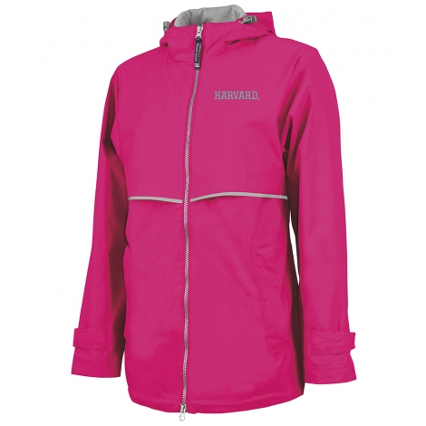 Women's Harvard New Englander Raincoat