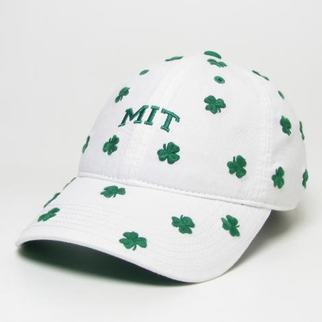MIT Shamrock Twill Hat