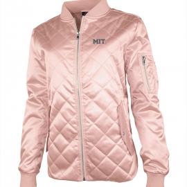 Women's MIT Quilted Boston Flight Jacket