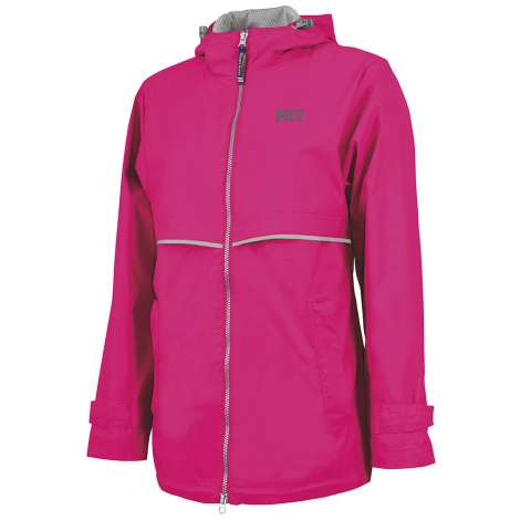 Women's MIT New Englander Raincoat