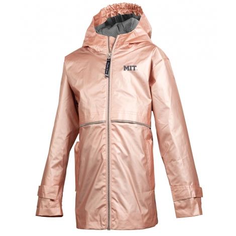 Girls MIT New England Raincoat