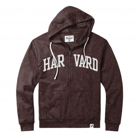 Harvard French Terry Full Zip Hoodie