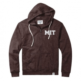MIT French Terry Full Zip Hoodie