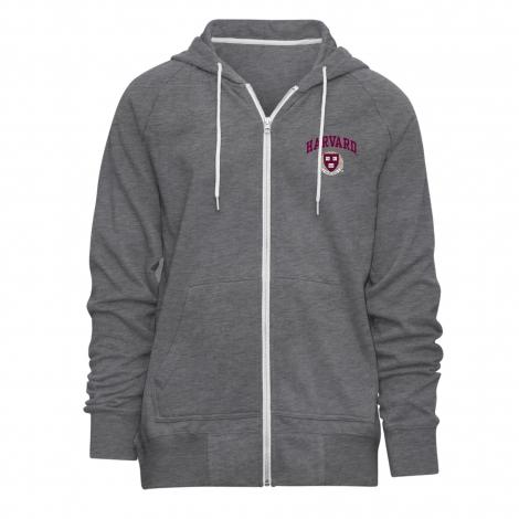 Men's MIT Raglan Full Zip Hood