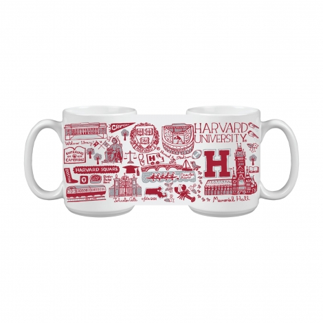Julia Gash Harvard Mug