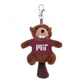 MIT Beaver Key Chain