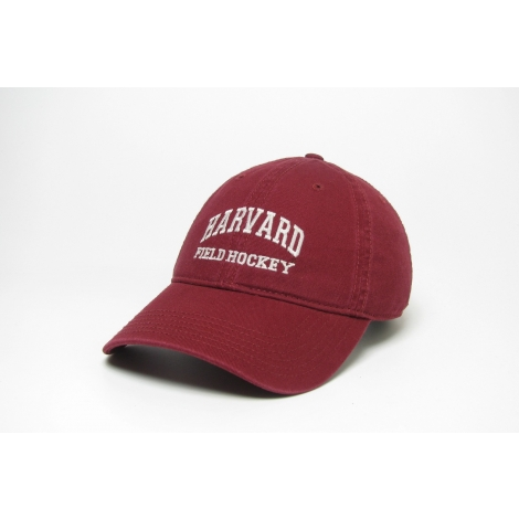 Harvard Field Hockey Twill Hat