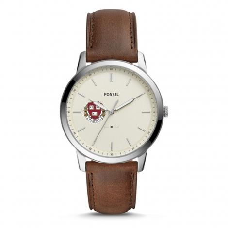 Men's Harvard Minimalist Fossil Watch