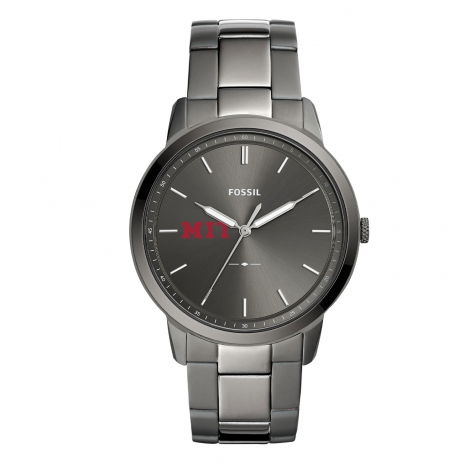 Men's MIT Minimalist Fossil Watch