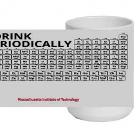 I Drink Periodically MIT Mug