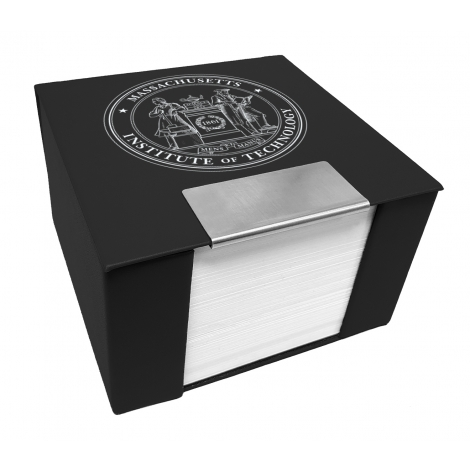 MIT Memo Cube Holder