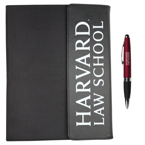 Harvard Law School Pad Folio and Pen Set