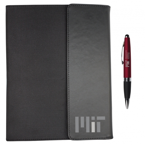MIT Pad Folio and Pen Set