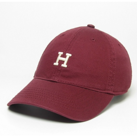 Harvard Mini Varsity Letter Washed Twill Hat