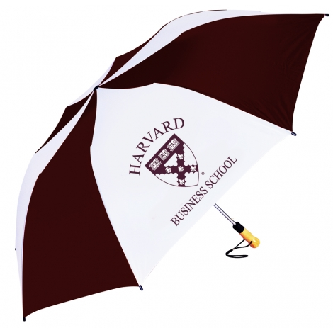 Harvard Business School  Folding Golf Umbrella