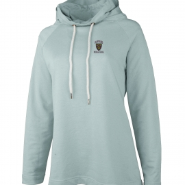 Women's Harvard Medical School Hood and Cowl Neck Tunic