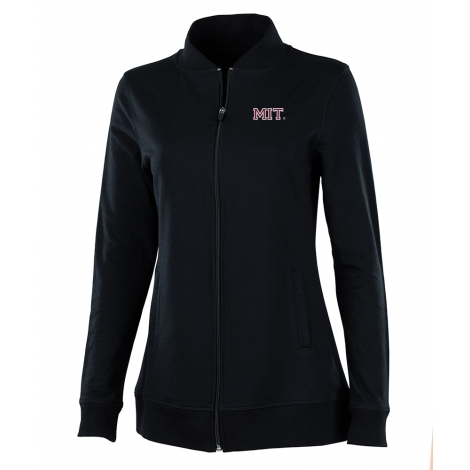 MIT Women's Charles River French Terry Full Zip Adventure Jacket