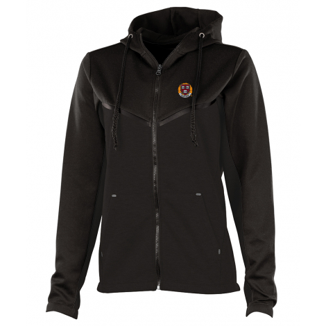 Harvard Seaport Full Zip Hooded Jacket