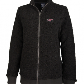 MIT Women's Sherpa Full Zip