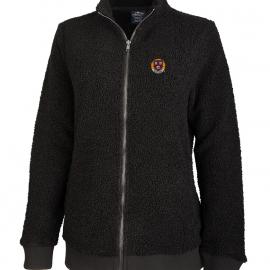 Harvard Women's Sherpa Full Zip Sweater