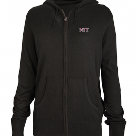 MIT Women's Mystic Full Zip Hooded Sweater