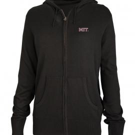 MIT Women's Mystic Full Zip Hooded Sweater