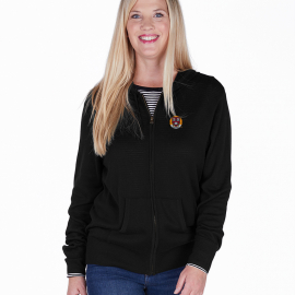Harvard Women's Mystic Full Zip Hooded Sweater