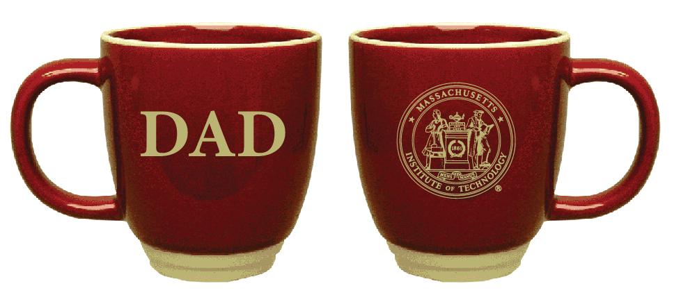 MIT Dad Bistro Mug