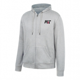 MIT Foundation Full Zip Hooded Sweatshirt