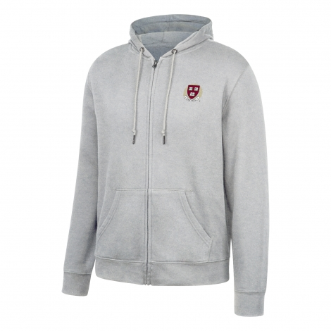 Harvard Foundation Full Zip Hooded Sweatshirt