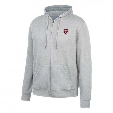 22adf10d14f1 Harvard Foundation Full Zip Hooded Sweatshirt