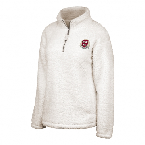Women's Harvard Sherpa 1/4 Zip