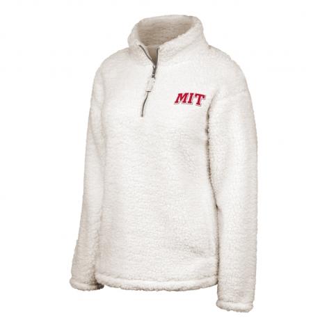 Women's MIT Sherpa 1/4 Zip