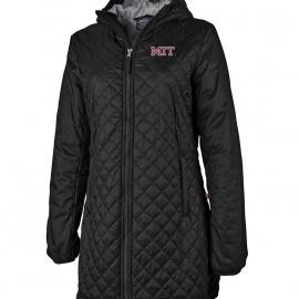 MIT Women's Lithium PrimaLoft Hooded Quilted Jacket
