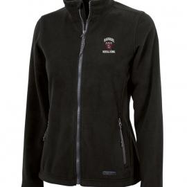 Harvard Medical School Women's Charles River Fleece Full Zip Jacket