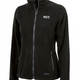 MIT Women's Fleece Full Zip Jacket