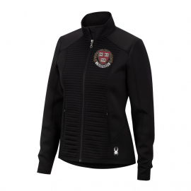 Harvard Women's Spyder Venom Full Zip Jacket