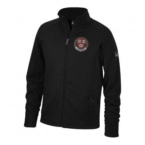 Harvard Spyder Constant Full Zip Sweater Fleece Jacket
