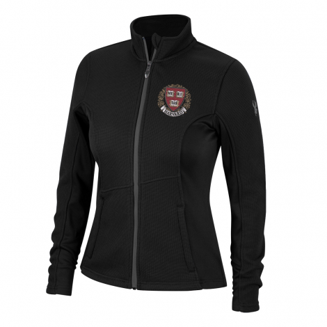 Harvard Spyder Women's Constant Full Zip Sweater Fleece Jacket
